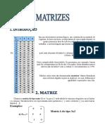 Matemática - Matrizes