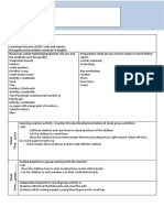 lesson plan template for centers 2