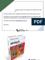 Material de apoio - Metalografia - Capítulo 11 - Parte I.ppt