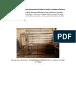 laboratorio de Ingeniera Mecánica