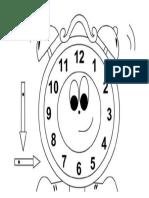 El reloj, 2° básico