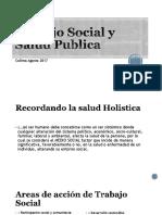 Trabajo Social y Salud Publica
