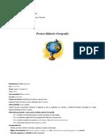 Proiect Geografie-AIVa - repere de timp
