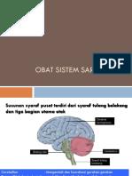 Obat Sistem Saraf Pusat