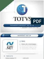 Treinamentov4 TOTVS Treinamento .NET C#