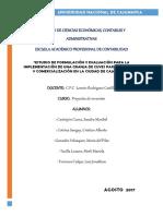 Proyecto crianza de cuyes-Cajamarca