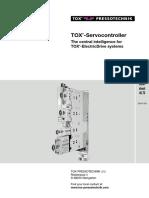 TOX TB 4070 ServoController En