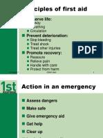 1 St Response Powerpoint 2011