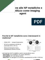 Nanotoxicology presentation, teranostic