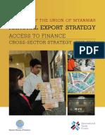 Myanmar NES_Access to Finance