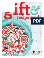 Gift and Recipe Guide 2017