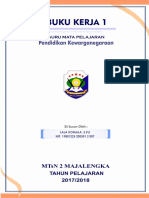 Buku Kerja Guru 1 2017 Mgmp PKn Majalengka