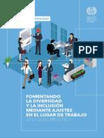Fomentando La Diversidad y La Inclusión Mediante Ajustes en El Lugar de Trabajo