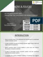 Key Macroeconomic Data