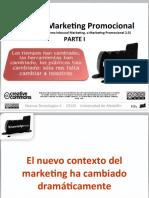 El nuevo marketing promocional (parte 1)
