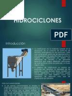 HIDROCICLONES-diapos
