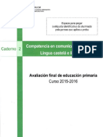 Proba Lingua Castela e Literatura 02