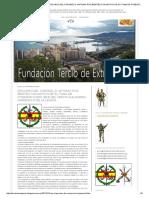 Fundación Tercio de Extranjeros_ DISCURSO DEL CORONEL D