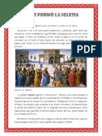 Monografia Fundacion de La Iglesia