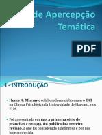 Teste de Apercepc3a7c3a3o Temc3a1tica 1