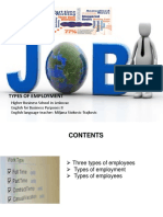 Types of Employme