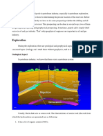 Geophysics' Role in o&g