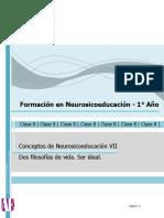 Apunte A - Conceptos de Neurosicoeducación VII