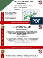 4 GRUPO 4 LEY 29338, LEY DE RECURSOS HIDRICOS