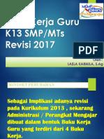 Buku Kerja Guru