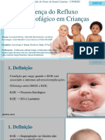 Doença Do Refluxo Gastresofágico Em Crianças Semiologia