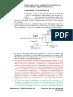 Problema de Termodinámica II