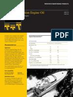 Cat Oil Filtros CodPart