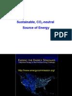 Chu Solar to Chem Energy 3-28-05