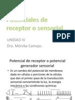 Potenciales de Receptor o Sensorial 1rtry