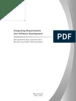 Rdm Integrating Reqs Into Software Dev[1]
