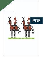 simbol calul si calaretul