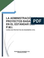 01 La Administración de Proyectos