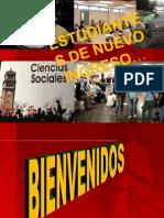 Presentacion Estudiantes Nuevo Ingreso 2017-2018