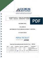 6. Volumen 3 Sistemas de Telecomunicaciones y Control