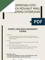 Kuliah radiologi
