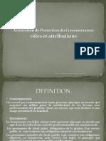 Association de Protection Du Consommateur (1)
