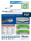 Prodex AD5 Thermal Insulation