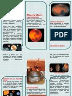Triptico - Sistema Solar
