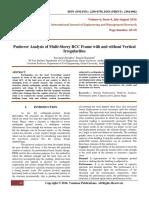 PushoverAnalysisOfMultiStoreyRccFrameWithAndWithoutVerticalIrregularities(20-25)