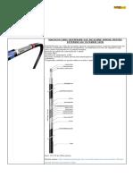 Cablu Degivrare Sau Incalzire 30W-Ml Pentru Exterior Sau Interior 10ml