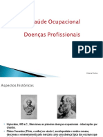 Doenças profissionais e ocupacionais
