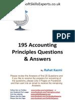 195 Accounting Principles Q&A.pdf