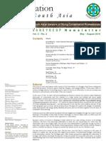 CSA Newsletter- August 2010
