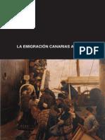 La Emigracion Canarias America