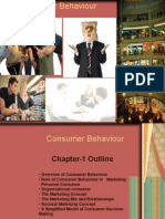 PRIST 3 SEM Consumer Behavior Unit-1